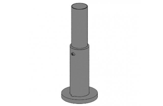 Опорная телескопическая стойка Профпол 170-300 мм