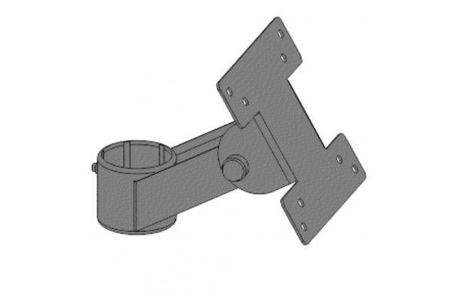 Компактный кронштейн для монитора VESA