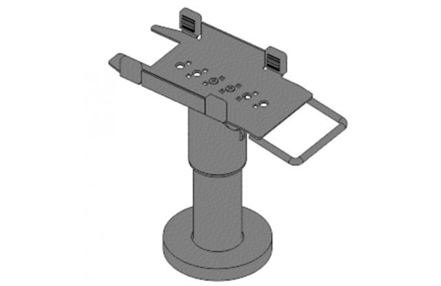 Кронштейн Профпол для Пин-Пада Yarus MPED400, высота 140 мм