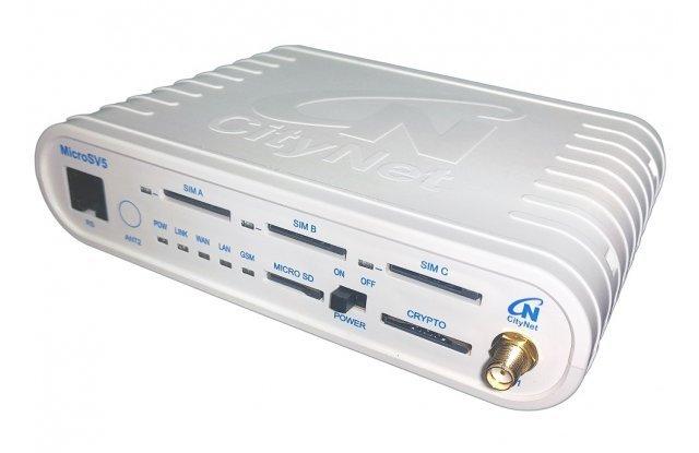 Маршрутизатор Micro SV.5 4EL Базовый