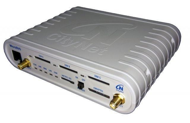Маршрутизатор Micro SV.5 4EML Стандарт