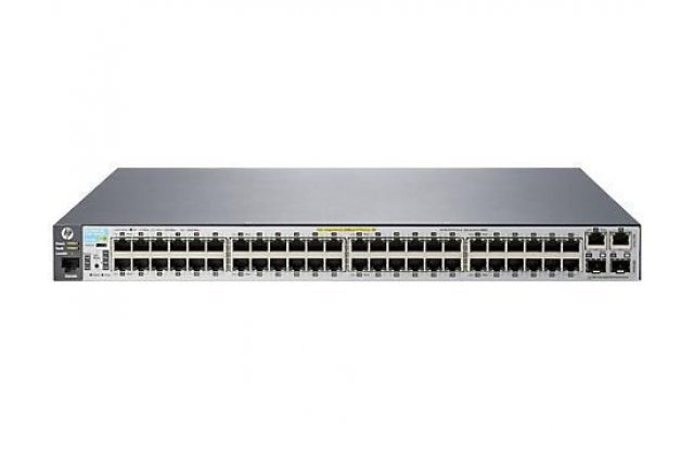 Коммутатор HPE 2530-48-PoE+ J9778A