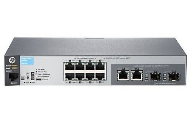 Коммутатор HPE 2530-8G J9777A