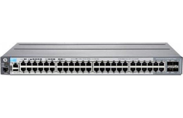 Коммутатор HPE 2920-48G J9728A