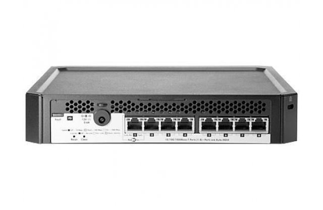 Коммутатор HPE PS1810-8G J9833A