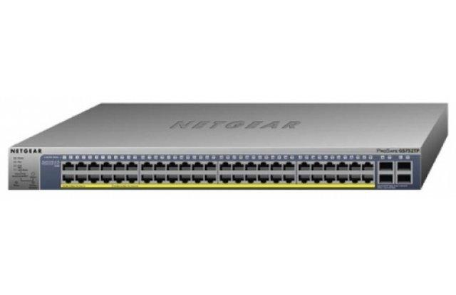 Коммутатор NetGear GS752TP-100EUS