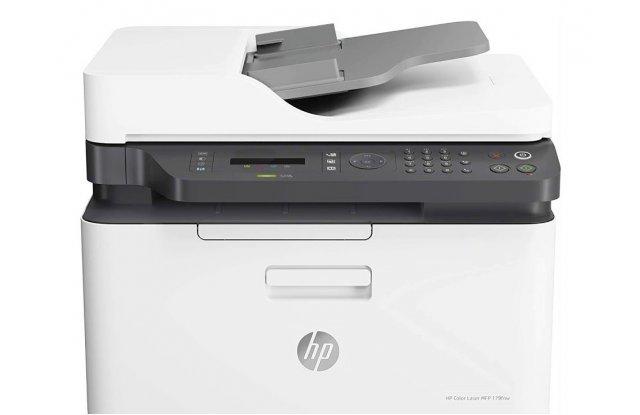 МФУ HP Laser MFP 137fnw