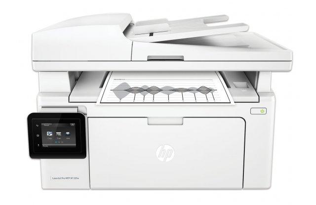 МФУ HP Laser MFP M132fw