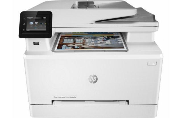 МФУ HP Color LaserJet Pro MFP M282nw
