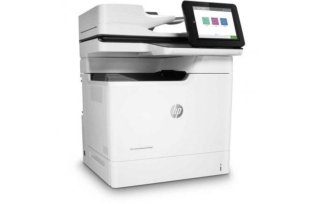 МФУ HP Color LaserJet Enterprise M681dh