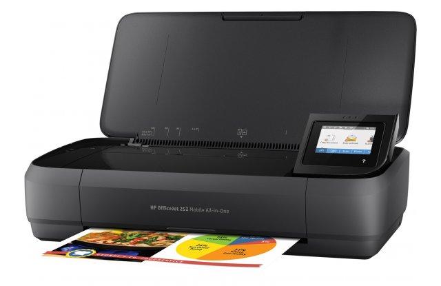 МФУ HP OfficeJet 252