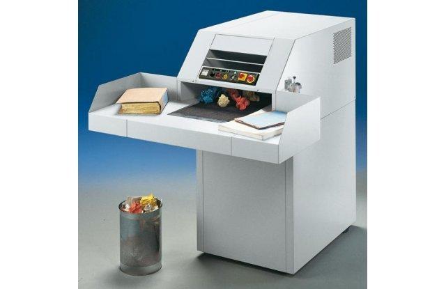 Уничтожитель документов (шредер) EBA 6040 C (6х50 мм)