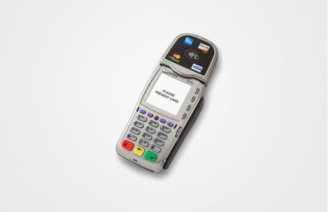 Бесконтактный модуль для VeriFone Vx810