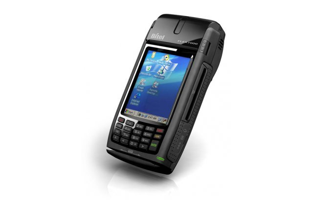 POS-терминал Bitel Flex 7000 GPRS/3G/Wi-Fi/Bluetooth/256Mb/Camera 5mp