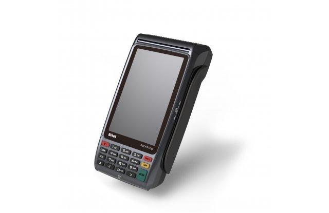 POS-терминал Bitel IC 7100 LTE/3G/Wi-Fi/Bluetooth/1D/2D/GPS