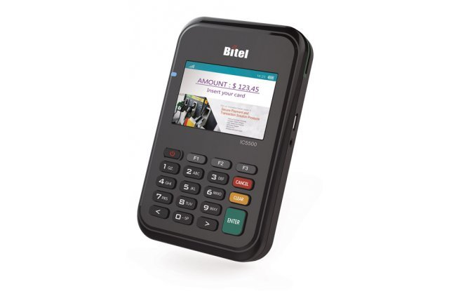 POS-терминал Bitel IC 5500 Color Display/GPRS/Wi-Fi/128Mb