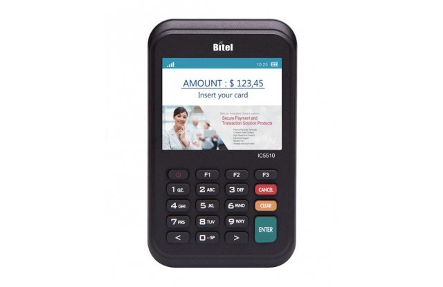 POS-терминал Bitel IC 5510 Bluetooth/Wi-Fi
