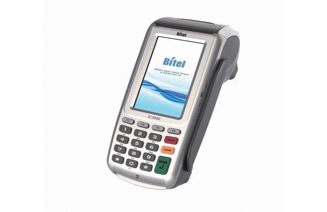 POS-терминал Bitel IC 3600 Wireless BW Display/GPRS/3G