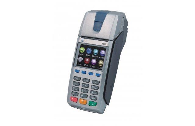 POS-терминал PAX S800 Dialup/Ethernet/GPRS/CTLS