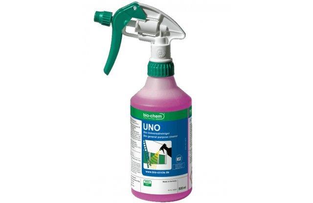 Универсальный очиститель на водной основе UNO, 500 мл