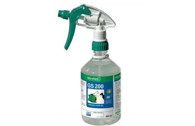 Очиститель с высокой растворяющей способностью GS 200, 500 мл
