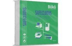 Безворсовые нетканные салфетки Safecloths BSC025