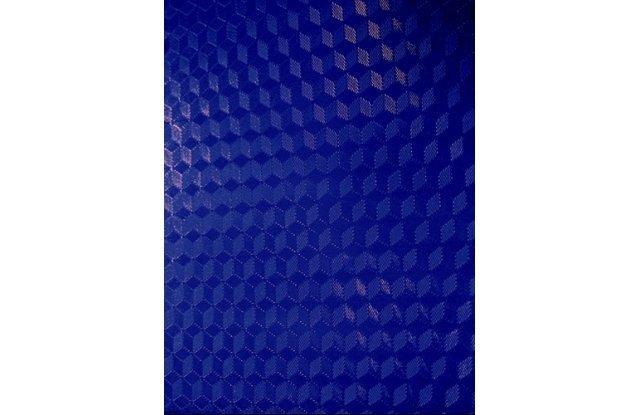 Обложки для переплёта пластиковые прозрачные Office Kit Cubic А4 0.18 мм синие 100 шт