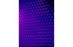 Обложки для переплёта пластиковые прозрачные Office Kit Cubic А4 0.18 мм фиолетовые 100 шт