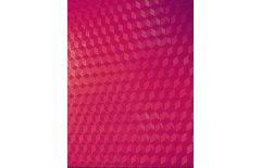 Обложки для переплёта пластиковые прозрачные Office Kit Cubic А4 0.18 мм вишневые 100 шт