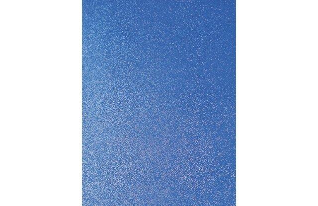 Обложки для переплёта пластиковые прозрачные Office Kit Modern А4 0.18 мм синие 100 шт