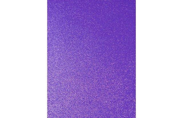 Обложки для переплёта пластиковые прозрачные Office Kit Modern А4 0.18 мм фиолетовые 100 шт