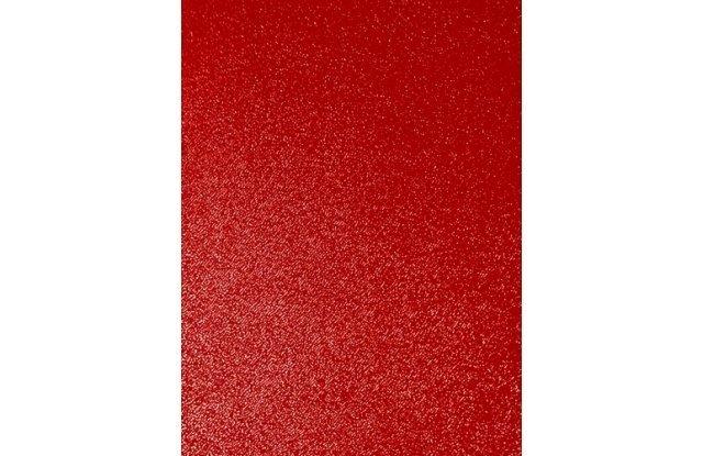 Обложки для переплёта пластиковые прозрачные Office Kit Modern А4 0.18 мм красные 100 шт