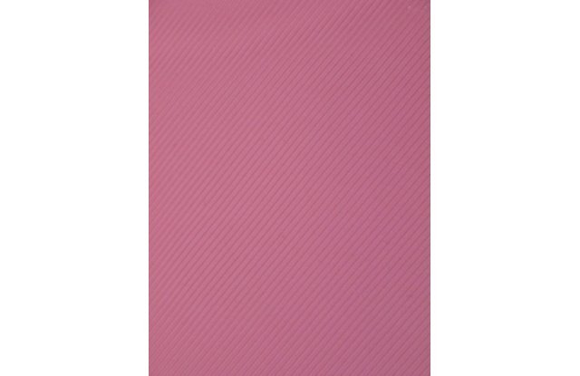 Обложки для переплёта пластиковые прозрачные рифленые Office Kit А4 0.3 мм розовые 50 шт