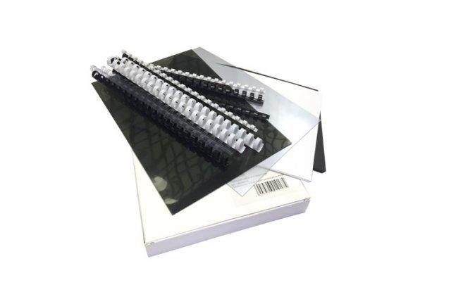 Стартовый набор пружин и обложек для переплета Office Kit