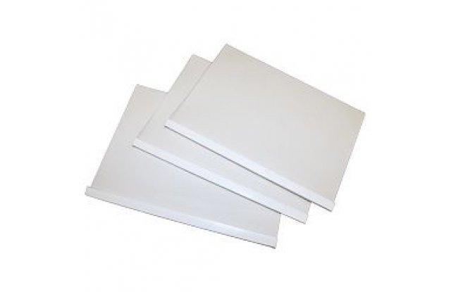 Обложки для термопереплёта Office Kit 32 мм, формат А4, белые 40 шт