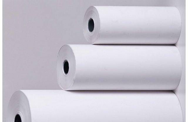 Ролик офсетный НБК 420x70x18 мм, Белизна 92%