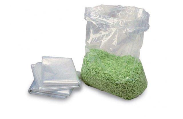 Пластиковые пакеты для уничтожителей HSM 225.2/386.1/386.2/B34, 100 шт