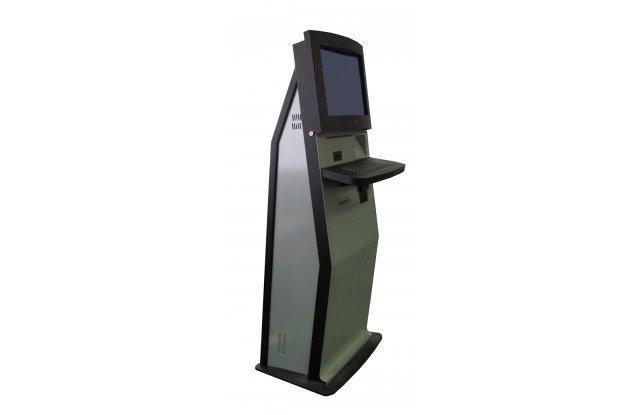 Сенсорный киоск БРИЗ De Luxe, Windows XP