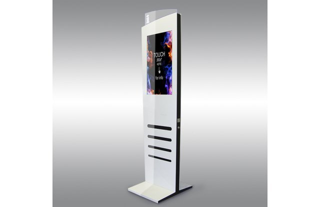 Сенсорный киоск Платан 32М с термопринтером