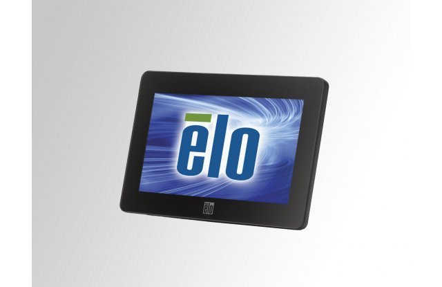 Сенсорный монитор Elo ET0700L AccuTouch, Zero-Bezel, Темно-серый