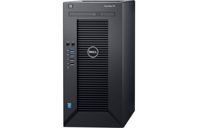 Сервер Dell PowerEdge T30