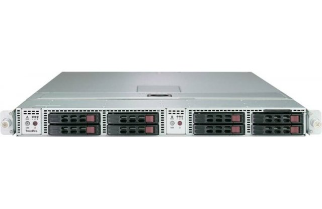 Сервер SuperMicro SuperServer SYS-1029TP-DTR