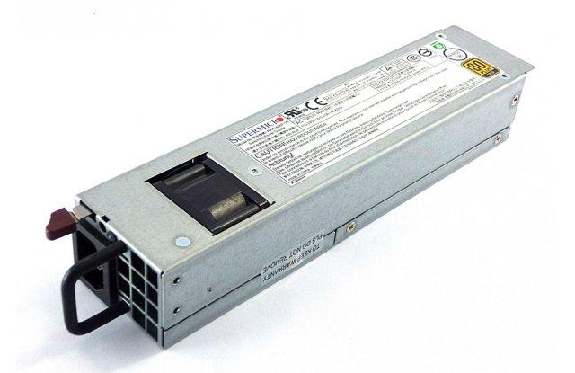 Блок питания Supermicro PWS-406P-1R