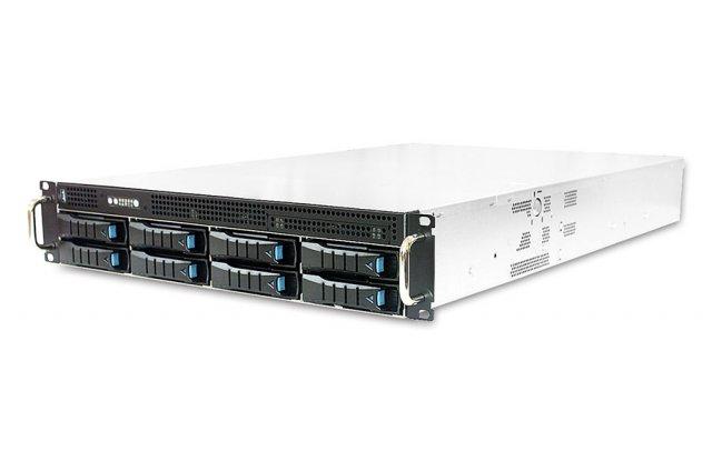 Корпус серверный AIC RSC-2KT XE1-2KT00-08
