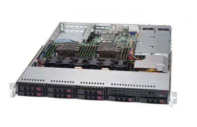 Корпус серверный Supermicro CSE-815TQC-R706WB