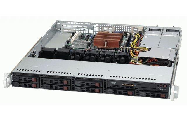 Корпус серверный Supermicro CSE-113MTQ-R400CB