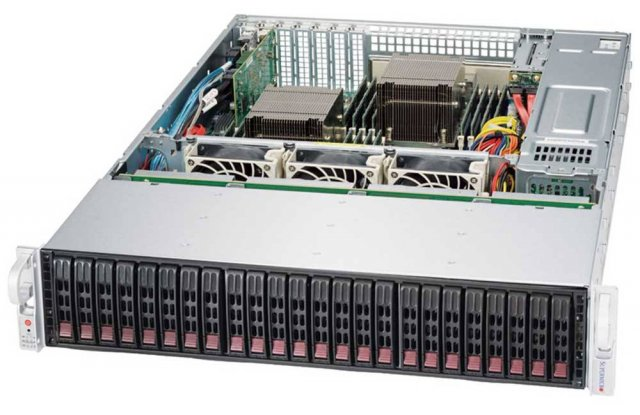 Корпус серверный Supermicro CSE-216BE1C4-R1K23LPB