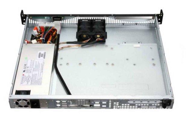 Корпус серверный Supermicro CSE-512F-350B