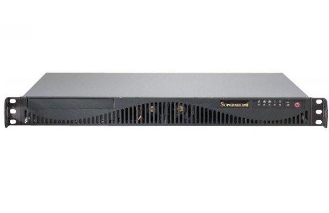 Корпус серверный Supermicro CSE-512L-200B