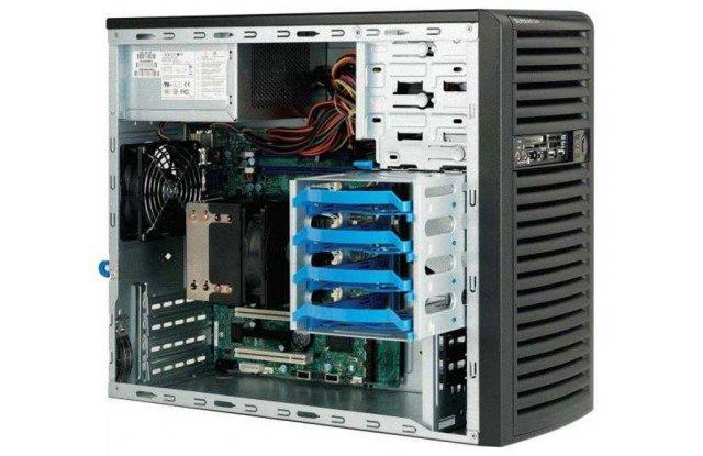 Корпус серверный Supermicro CSE-731D-300B